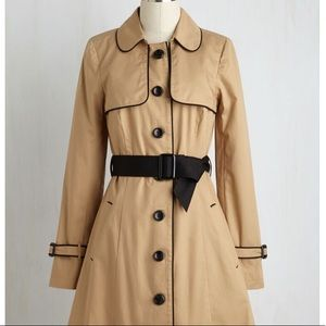 🎉HP!🎉 'Urbane Existence Trench' from Modcloth!